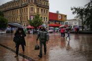 Nueva normalidad en Bogotá