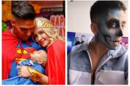 Disfraces de famosos en Halloween 2020