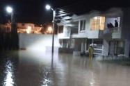 Inundaciones en  Fusagasugá