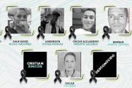 Detenidos fallecidos en estación de Policía de San Mateo, Soacha