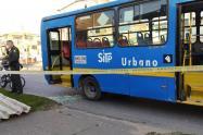 Ciudadano murió tras recibir un disparo en intento de asalto en bus del SITP
