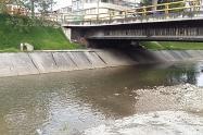 Caño del río Fucha