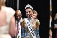 Miss Universo, Zozibini Tunz