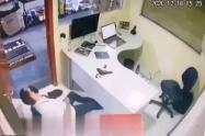 [Video] Asesinó al amante de su esposa y luego se suicidó
