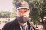Periodista Carlos Adolfo Méndez