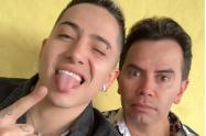 Jhonny Rivera y Andy