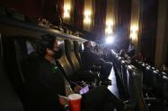 Reapertura de salas de cine en Colombia