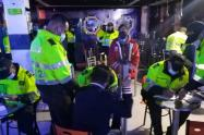 Cada una de las 35 personas halladas en la fiesta clandestina, recibieron multa y el establecimiento fue sellado