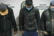 Captura de delincuentes