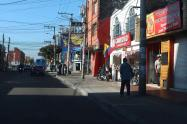Localidad de Engativá.