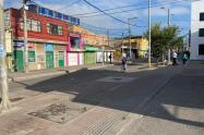 Cuarentena sectorizada en la localidad de Suba, en Bogotá, por el coronavirus.