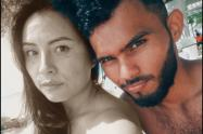 Evelyn Paola Carrillo Ciro y Andrey Rojas