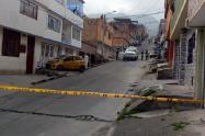 Asesinan a taxista en Bogotá