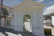 Cementerio del municipio deCáqueza