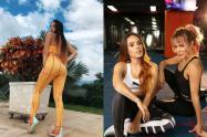 Hija de Natalia París se dejó ver en pole dance