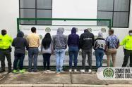 Banda criminal dedicada a la adulteración de medicamentos