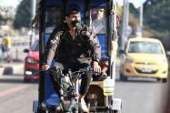 Pasajero de mototaxi perdió un pie al quedarle aprisionado en la cadena del aparato