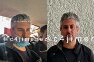 Ricardo Crespo detenido