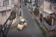 Ladrones y taxistas se unen para atracar en Bogotá