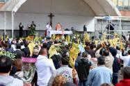 Domingo de Ramos / Iglesias de Bogotá / Semana Santa
