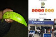 Miles de chocoanos quedaron millonarios tras jugar lotería con el número de un plátano