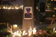Muerte del patrullero Edwin Caro en medio de balacera en Bogotá