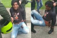 Venezolano disparó contra policías en medio de la requisa