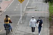 Este fin de semana también habrá cuarentena en Bogotá