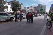 barrio Santa Fe Centro de Bogotá