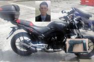 ¡El colmo! Capturaron a Policía cuando atracaba en un corresponsal bancario de Cajamarca