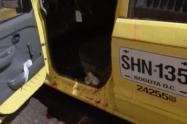 Taxista asesinado Bogotá