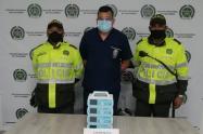 Camillero sañalado del robo de cuatro ventiladores del hospital Simón Bolívar