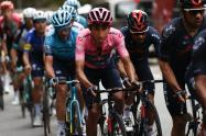 Giro de Italia 2020, Egan Bernal