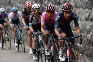 Egan Bernal, Daniel Felipe Martínez, Giro de Italia 2021