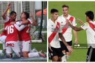 Santa Fe vs River Plate 2021