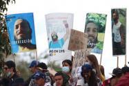 Protestas 19 de mayo en Bogotá/ paro nacional en Colombia 19 de mayo
