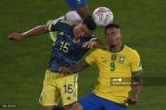 Brasil vs Colombia - Copa América 2021