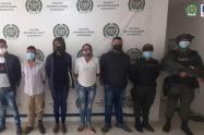 Grupo delincuencial Avatar