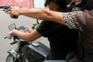 Sujetos motorizados mataron a un joven en Patio Bonito