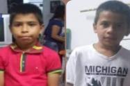Mujer se llevó a sus dos nietos pequeños a vender tamales a la Plaza de la 21 y se le desaparecieron