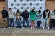 Banda criminal 'Camaradas II'
