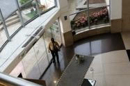 Vigilante se hace viral por rescatar a un perro durante lluvia.