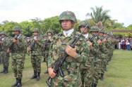 Reclutamiento del ejército nacional