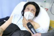 Mujer duro en coma 10 años por beber leche y se intoxicó