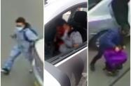 Asesinan a conductor en Bogotá