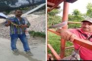 Hombres asesinados en Cúcuta