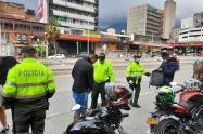 Operativos Bogotá