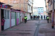 Niña de 15 años fue baleada por robarle el celular en Bogotá