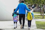 Niños en Bogotá
