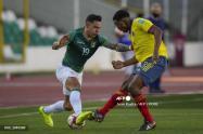 Bolivia vs Colombia por Eliminatoria